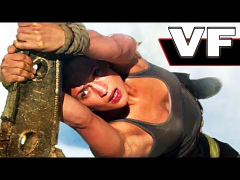 TOMB RAIDER Nouvelle Bande Annonce VF (2018)