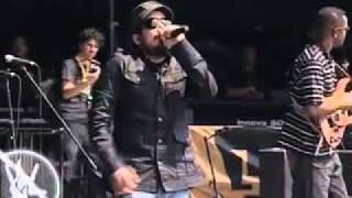 The Wailers  en Vive Latino 2008 / Natural Mystic