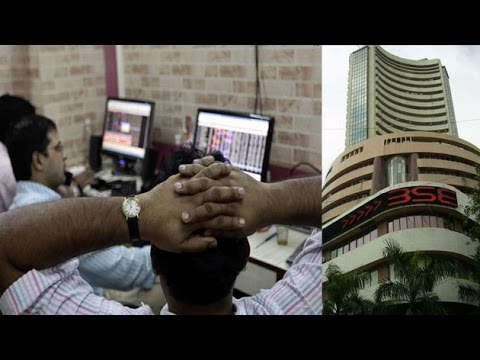 Sensex extends losses, down 80 pts on Monday trade