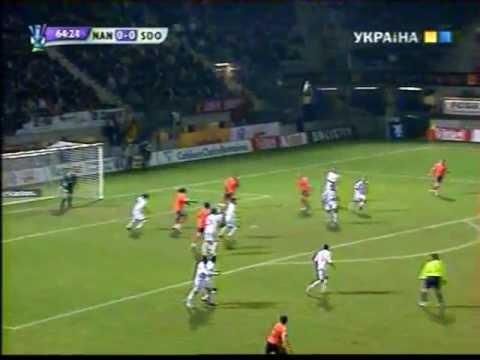 UEFA CUP Nancy vs Shakhtar