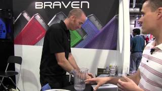 Braven BRV-1 Water Resistant Speakers Hands-on