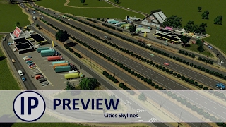 Rest Area   Cities Skylines