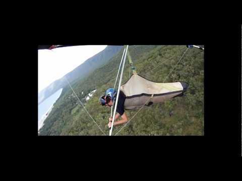 1st Tandem hang gliding