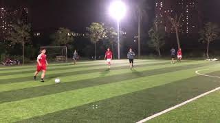 Short football match clip_it is not funny.