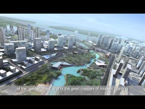 URBAN ECOLOGIES #3 NEW TOWNS IN ASIA | Video