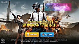 """PUBG Mobile hướng dẫn tải game trên IOS """" trung quốc"""" China"""