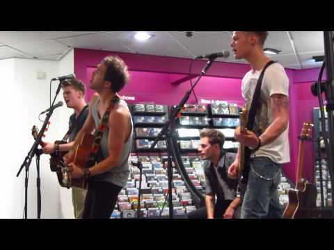 Lawson Perform Taking Over Me, Call Me Maybe & Teenage Dream Medley video