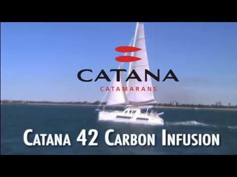 NEW MODEL - Catana 42 under sail
