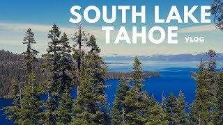Weekend gateway in South Lake Tahoe I Travel diary