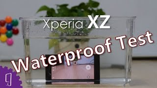 Download Sony Xperia XZ Waterproof Test 3Gp Mp4