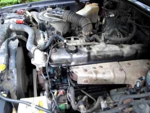 fuse box toyota fj landcruiser hj60 2h diesel motor idling youtube  landcruiser hj60 2h diesel motor idling youtube