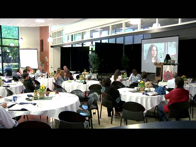 Lekha Singh - 2013 Golden West College Peace Conference