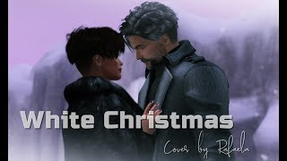 White Christmas Cover by Rafaela (Second life)
