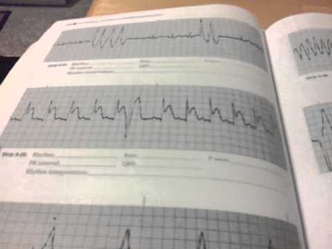EKG certificate and being a monitor technician