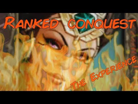Smite Ranked Conquest: The Experience