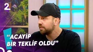 Sercan Yıldırım, Nihan Yönel'e Nasıl Evlenme Teklif Etti   Müge ve Gülşen'le 2.