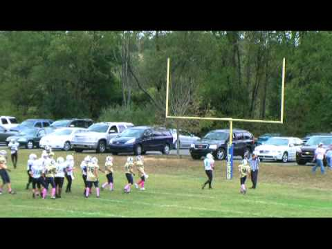Brayden Miller 11 year old undefeated season in youth football league, the Jets went 15-0 playing local and out of town competition, winning both the pre-sea...
