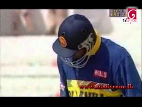 Sanath announces his retirement from International Cricket