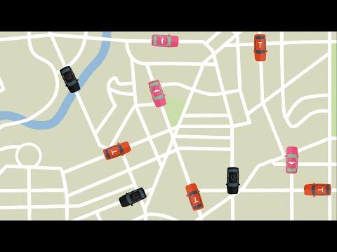 The math of being a Lyft driver