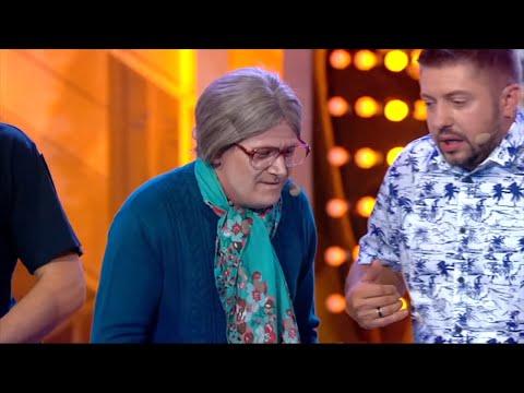 Бабка терорист! Аптека низький цін для типового громадянина України!