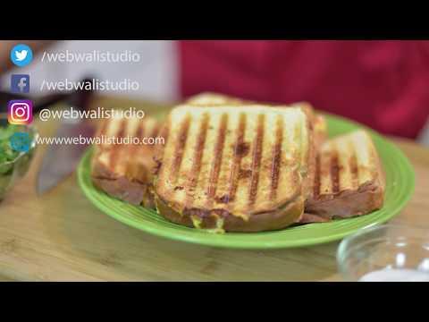 Dahi Cheese Toast