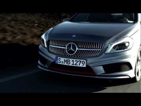 Mercedes-Benz TV: The new A-Class