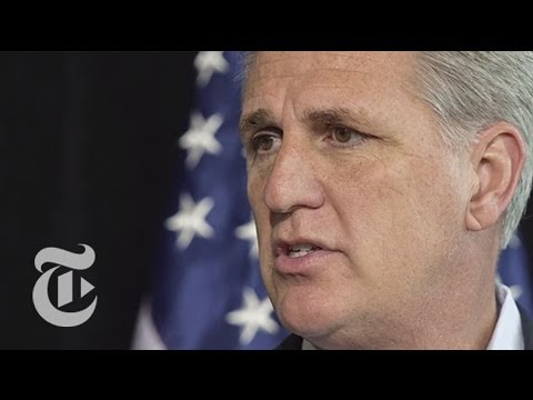 Meet Republican Kevin McCarthy, the New House Majority Leader | Times Minute | The New York Times