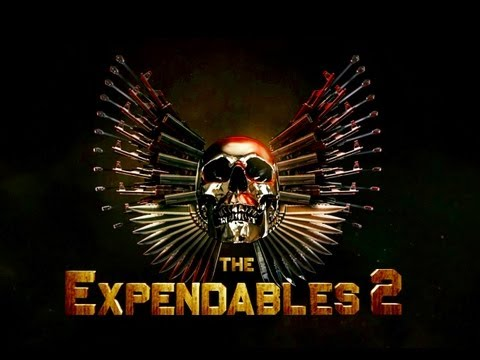 THE EXPENDABLES 2 | Trailer & Filmclips german deutsch [HD]