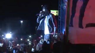 Alkaline Locks Down Kingston - A Winning Return To The Jamaican Stage