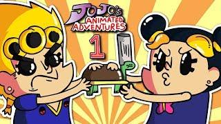 JoJo's Animated Adventures Ep.1 Zoo Trip