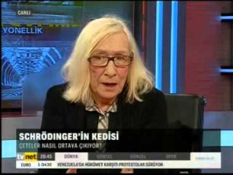 TVNET \ SCHRÖDINGER'İN KEDİSİ - 2. BÖLÜM (28.02.2014)