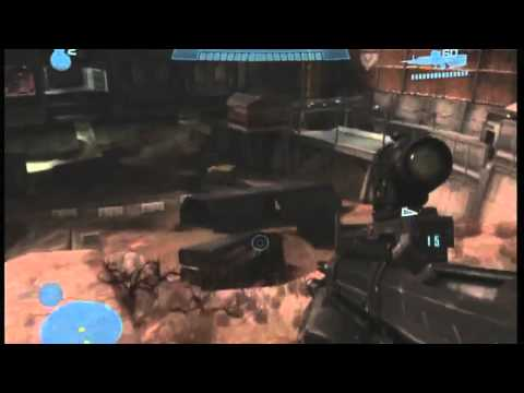 Halo: Reach Glitch - Time Travel on Pillar of Autumn