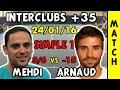Mehdi Bdiri 3 6 Vs Arnaud Clement 15 CdF Interclubs 35 Full Match 24 01 2016 mp3