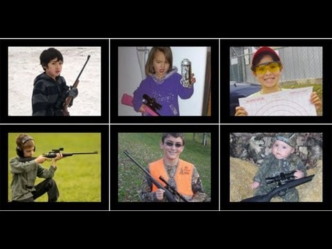 'My First Rifle' - Real Guns Marketed for Children