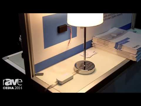 CEDIA 2014: Axxess Offers a Lamp Dimmer with Local and Remote Control