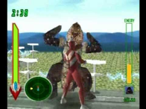 Ultraman Tiga & Ultraman Dyna: New Generations Psx video