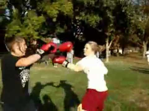 download image female backyard boxing pc android iphone and ipad