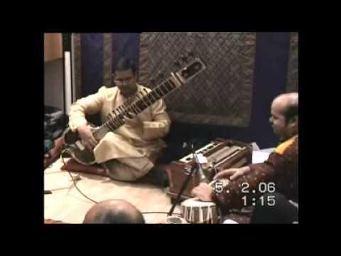 Indian Sitar playing Afghanistan Folk Tune     Anaar Anaar انار انار