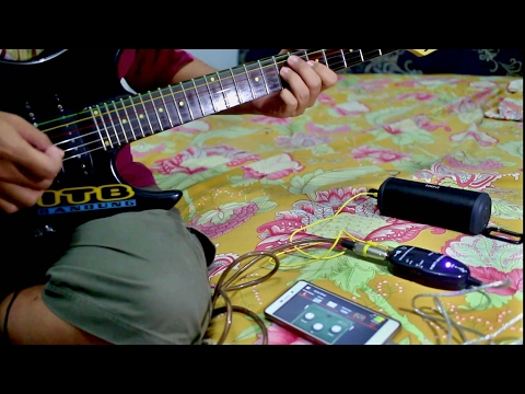Cara Menggunakan GuitarLink di HP Android via USB OTG (Alternatif iRig) - Review & Unboxing