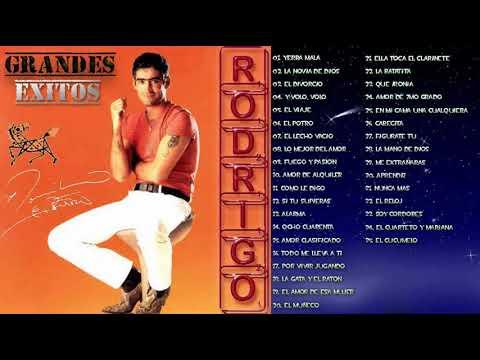 RODRIGO EL POTRO GRANDES EXITOS CD ENTERO COMPLETO
