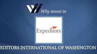 Expeditors International of Washington Inc - Why Invest in