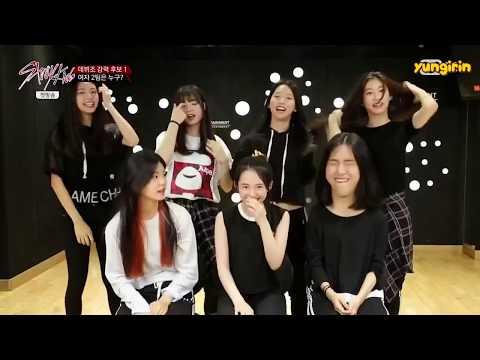 ENG SUB ITZY JYP GIRLS ON STRAY KIDS - Ryujin Yuna Yeji Chaeryeong