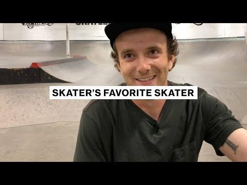 Skater's Favorite Skater | Gabriel Summers