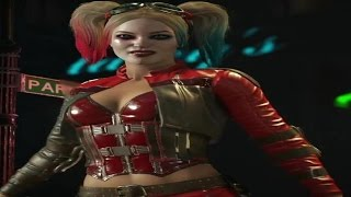 Injustice 2 - Harley Quinn & Deadshot Character Reveal Gameplay Trailer