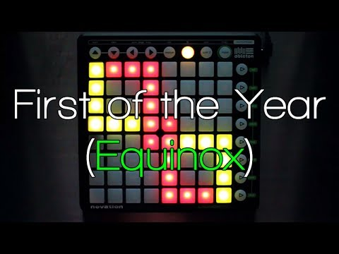 Nev Plays: Skrillex - First Of The Year (equinox) Launchpad Cover video