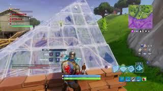 Fortnite Sheild shelter