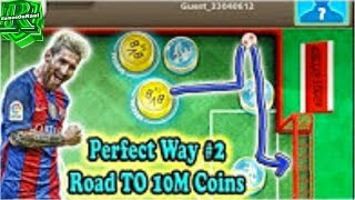 SOCCER STARS The Perfect Way TO 10M COINS #2 🔥 - Omg GOLACO | Top TIPS Shared | 14 Streak Wins 100K