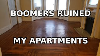 BOOMERS ruined my $35,000 apartment complex