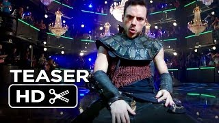Step Up: All In Teaser TRAILER (2014) - Alyson Stoner, Briana Evigan Dance Movie HD