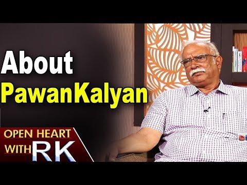 Central Ex Minister Ashok Gajapathi Raju About Pawan Kalyan   Open Heart With RK   ABN Telugu